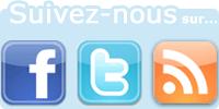 Suivez Chat-land sur Facebook, Twitter,  RSS !